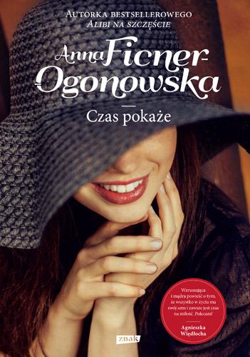 Czas pokaże - Anna Ficner-Ogonowska | okładka