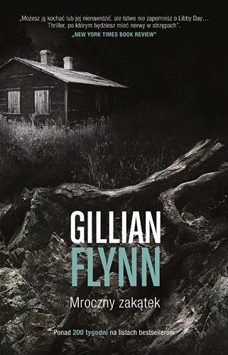 Mroczny zakątek - Gillian Flynn | okładka