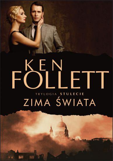 Zima świata - Ken Follett | okładka