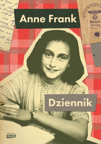 Dziennik Anne Frank - Anne Frank | okładka