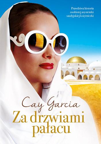 Za drzwiami pałacu - Cay Garcia | okładka
