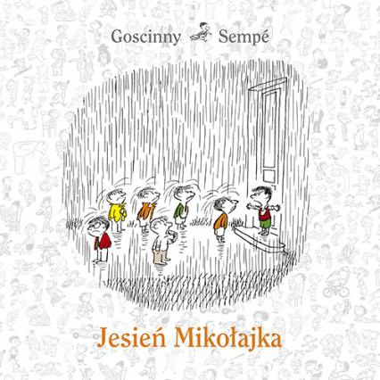 Jesień Mikołajka - Rene Goscinny, Jean-Jacques Sempe | okładka