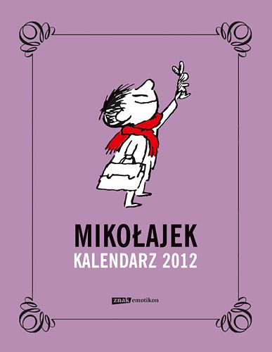 Mikołajek. Kalendarz 2012 (książkowy)
