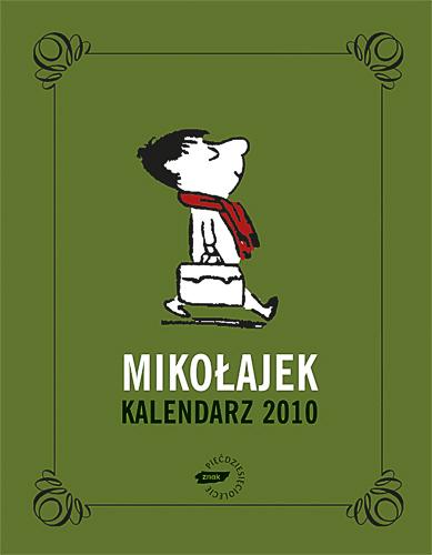 Mikołajek. Kalendarz 2010