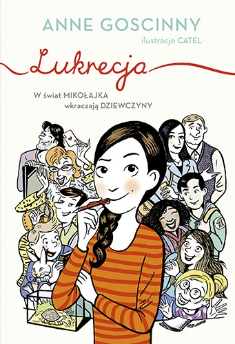 Lukrecja - Anne Goscinny | okładka