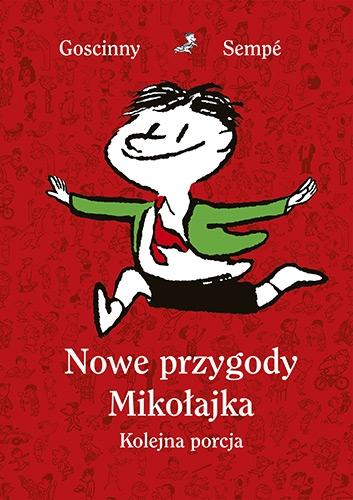 Nowe przygody Mikołajka. Kolejna porcja (wydanie 2021) - Goscinny & Sempé | okładka