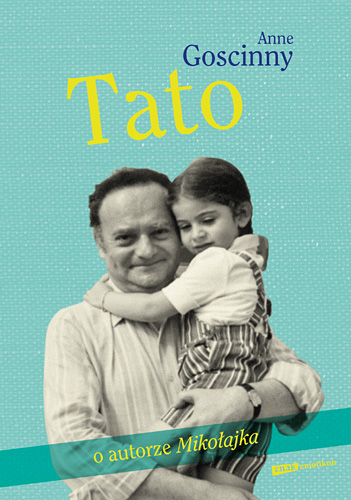 Tato - Anne Goscinny | okładka