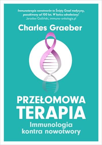 Przełomowa terapia - Graeber Charles   okładka