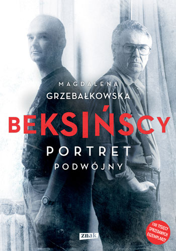 Beksińscy. Portret podwójny - Magdalena Grzebałkowska  | okładka