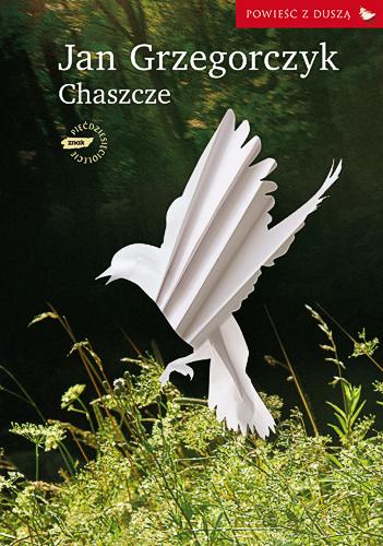 Chaszcze - Jan Grzegorczyk  | okładka