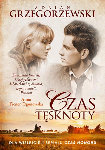 Czas tęsknoty - Adrian Grzegorzewski | okładka