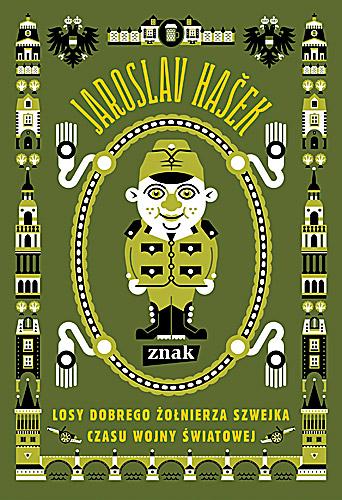 Losy dobrego żołnierza Szwejka czasu wojny światowej  - Jaroslav  Hašek   | okładka