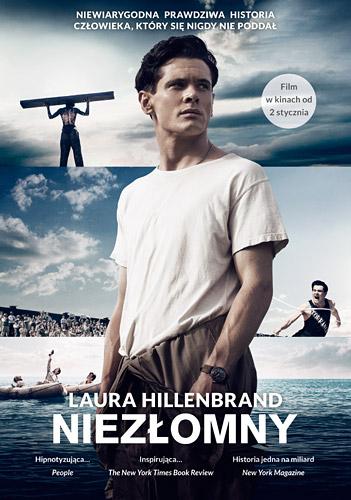 Niezłomny - Laura Hillenbrand   | okładka