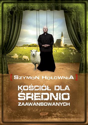 Kościół dla średnio zaawansowanych - Szymon Hołownia  | okładka