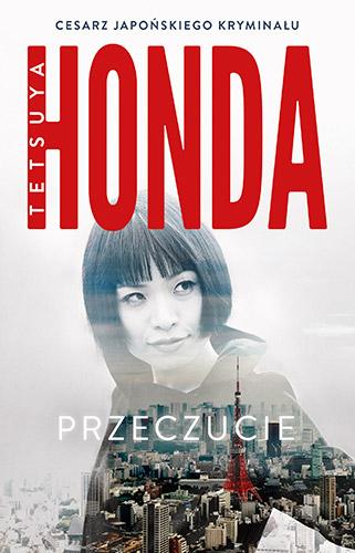 Przeczucie - Tetsuya Honda | okładka