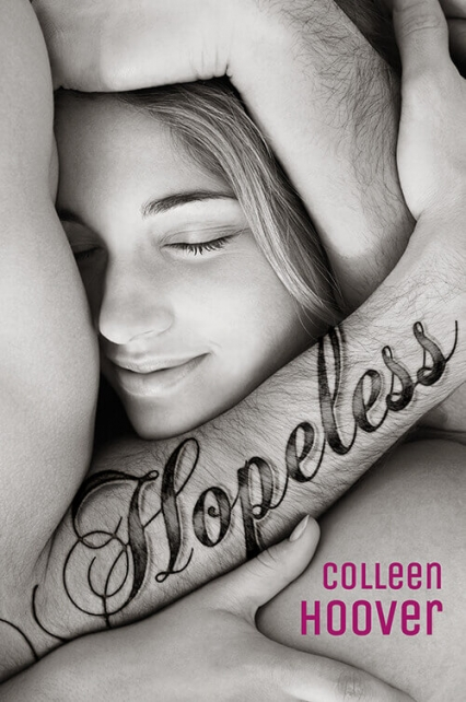 Hopeless - Colleen Hoover | okładka