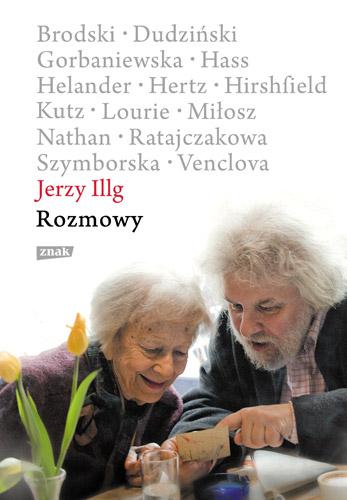 Rozmowy - Jerzy Illg | okładka