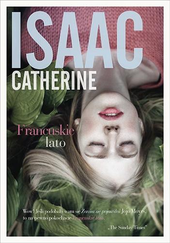 Francuskie lato - Catherine Isaac | okładka
