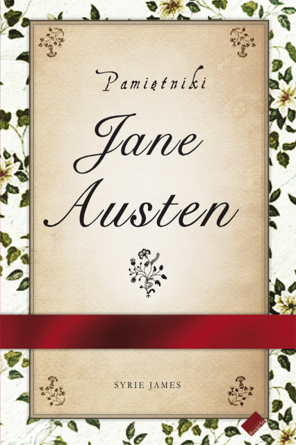 Pamiętniki Jane Austen - James Syrie   | okładka