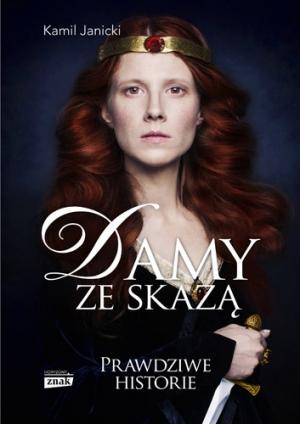 Damy ze skazą - Kamil Janicki | okładka