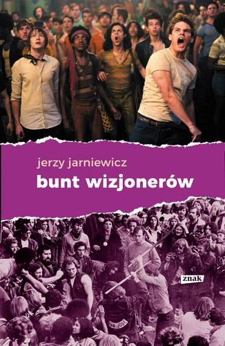 Bunt wizjonerów - Jerzy Jarniewicz | okładka