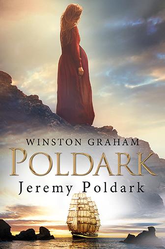 Jeremy Poldark - Winston Graham | okładka