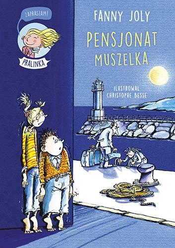 Pensjonat Muszelka - Fanny Joly | okładka