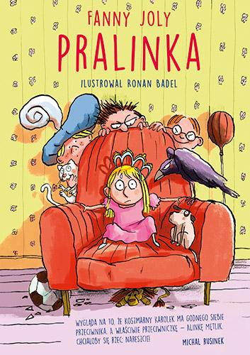 Pralinka - Fanny Joly | okładka