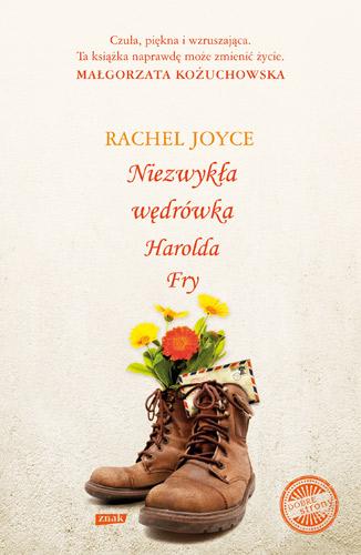 Niezwykła wędrówka Harolda Fry - Rachel Joyce   okładka