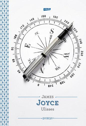 Ulisses - James Joyce  | okładka