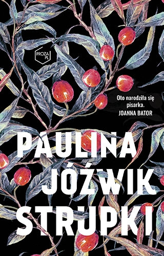 Strupki - Paulina Jóźwik | okładka