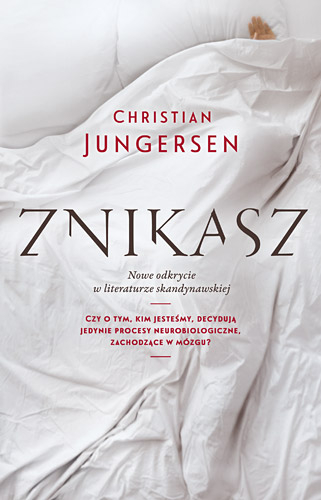 Znikasz - Christian Jungersen | okładka