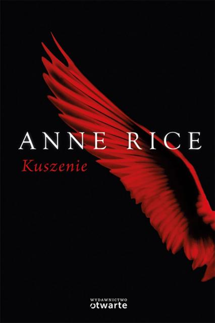 Kuszenie - Anne Rice  | okładka
