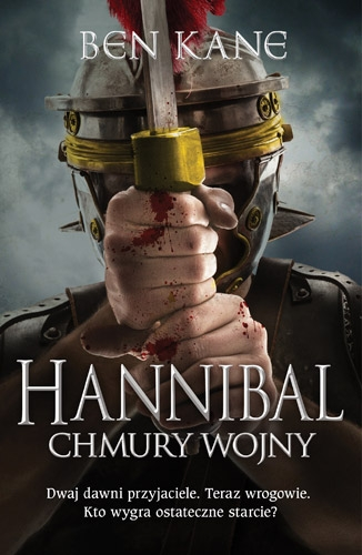 Hannibal. Chmury wojny - Ben Kane | okładka