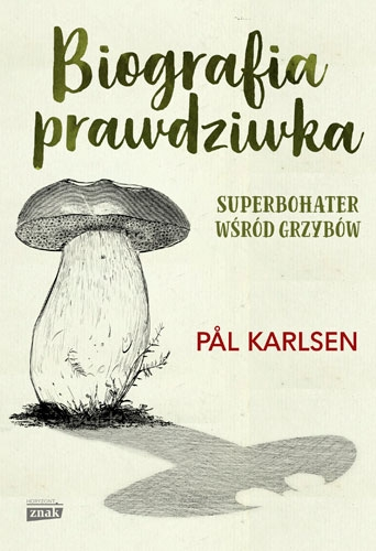 Biografia prawdziwka - Pal Karlsen  | okładka