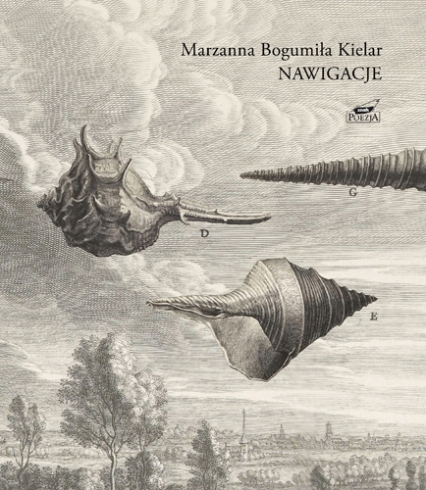Nawigacje - Marzanna Bogumiła Kielar | okładka