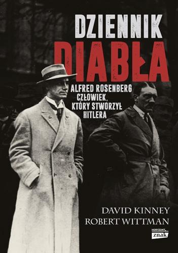 Dziennik diabła - David Kinney, Robert Wittman | okładka