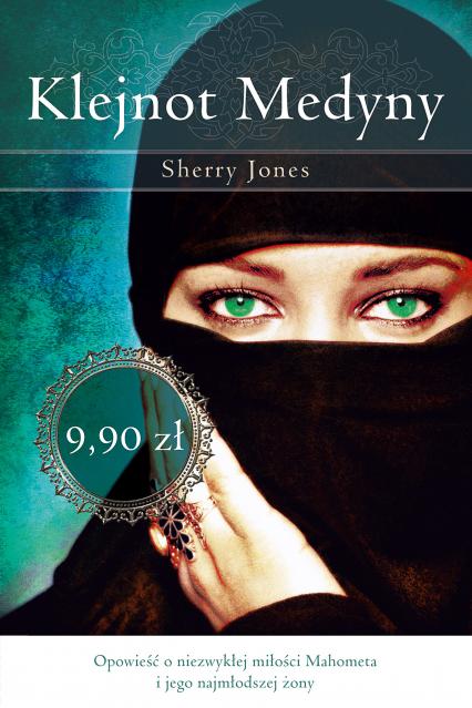Klejnot Medyny - Sherry  Jones  | okładka