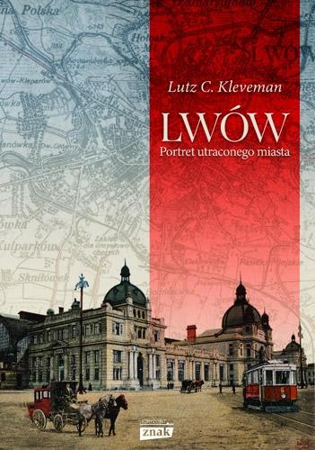 Lwów - Lutz C. Kleveman | okładka