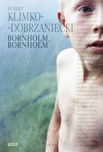 Bornholm. Bornholm - Hubert Klimko-Dobrzaniecki  | okładka