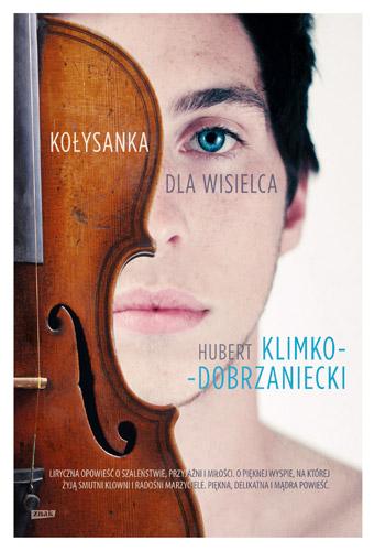 Dom Róży. Krýsuvik.  Kołysanka dla wisielca - Hubert Klimko-Dobrzaniecki | okładka