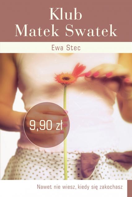 Klub Matek Swatek - Ewa Stec  | okładka