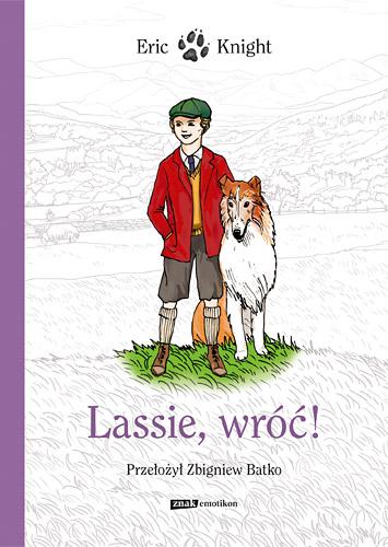 Lassie, wróć! - Eric Knight | okładka