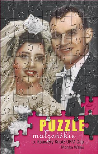 Puzzle małżeńskie - Ksawery Knotz, Monika Waluś  | okładka