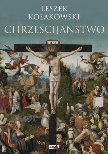 Chrześcijaństwo - Leszek Kołakowski  | okładka
