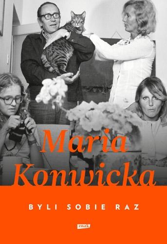 Byli sobie raz - Maria Konwicka  | okładka