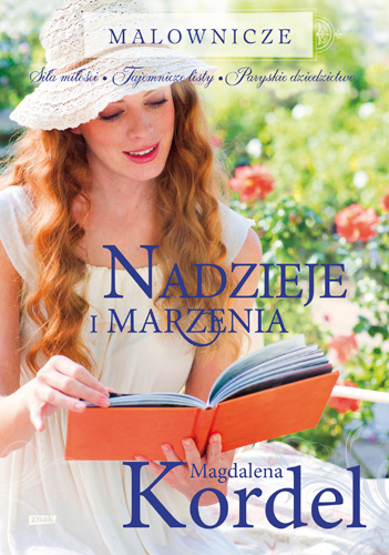 Nadzieje i marzenia - Magdalena Kordel | okładka