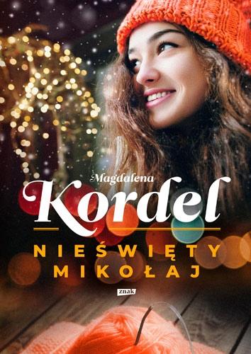 Nieświęty Mikołaj - Magdalena Kordel | okładka