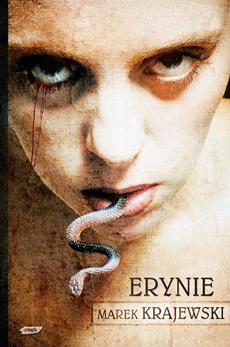 Erynie - Marek Krajewski  | okładka