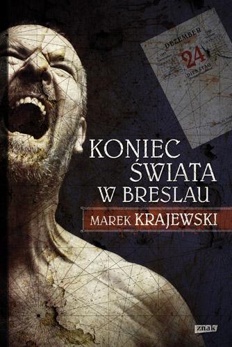 Koniec świata w Breslau - Marek Krajewski  | okładka